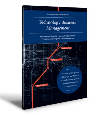 Technology Business Management - Buch von Dr. Fochler - Cover1