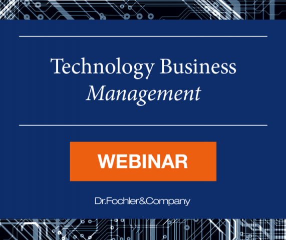 Technology Business Management - Webinar
